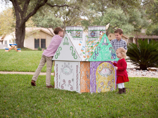 popup play, creative play, playscapes, kid friendly