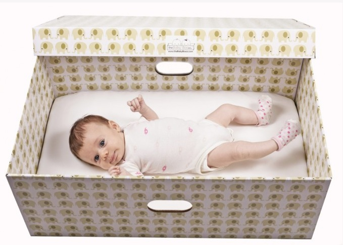 how to use finnish baby box