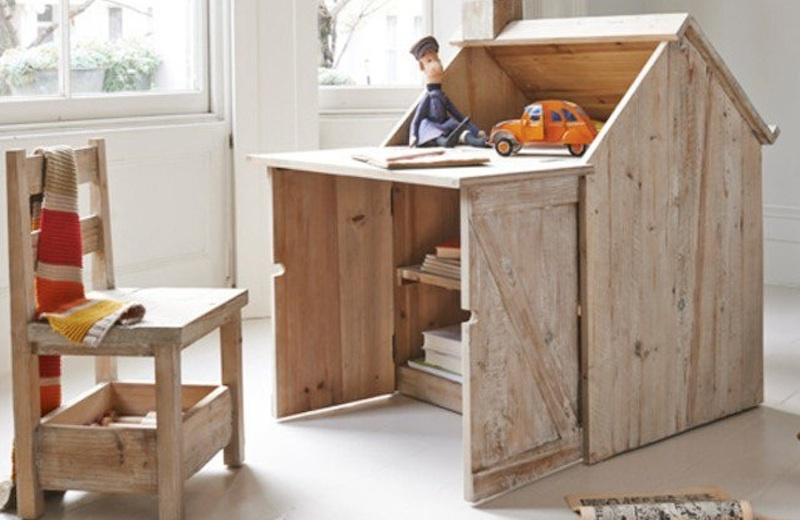 ... Or Somewhere In Between, Whether You Have Toddlers Or  Elementary Schoolers, You Will Thank The Folks At Loaf For Their Ingenious Childrenu0027s  Desk ...