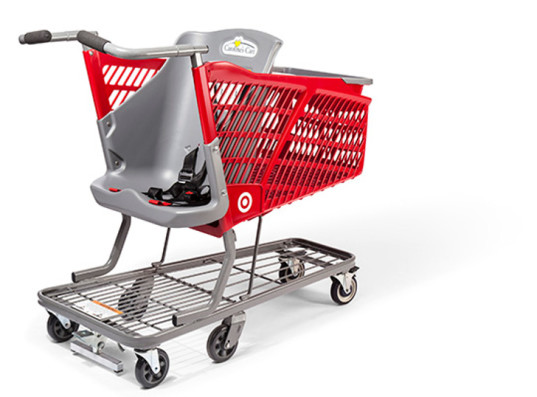 target, shopping cart, kids seat shopping cart, caroline's cart, special needs children, special needs kids, handicapped children