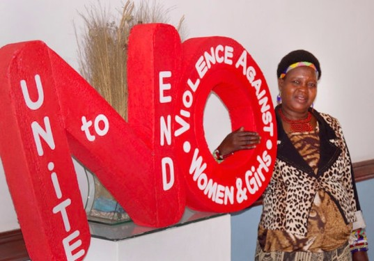 Theresa Kachindamoto, child marriage, women's rights, education