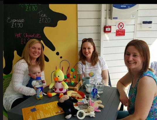 the milk lounge, family-friendly cafe, parenting, breastfeeding cafe