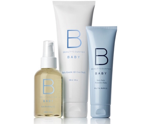beautycounter, safe baby products, green baby gifts, kids health
