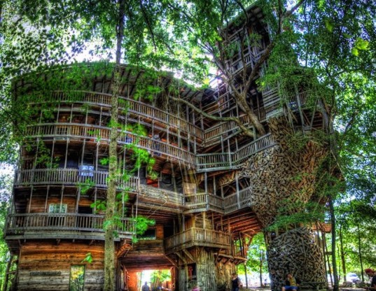 treehouse, treehouse hotel, treehouse design, inspiring treehouses