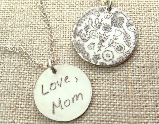 recycled, jewelry, mother's day, mother's day gifts