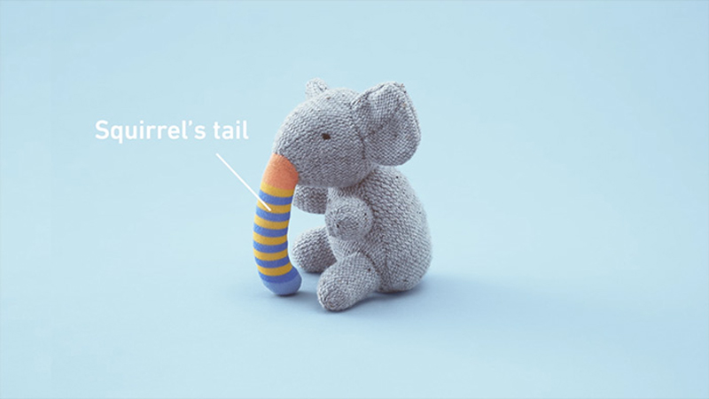 old toys get new limbs and a new look to help raise awareness about