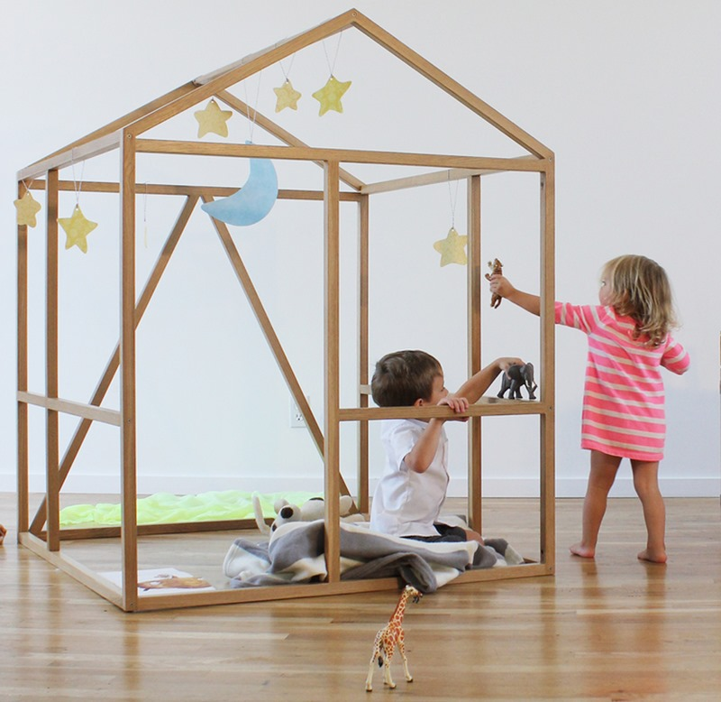 North Forty Design Framehouse offers a blank canvas for play and ...