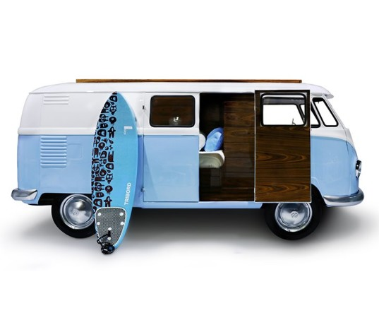 vw bus, vw bus bed, bus bed, bun van bed, bun van, circu, creative bed, bed on bus, bus bed