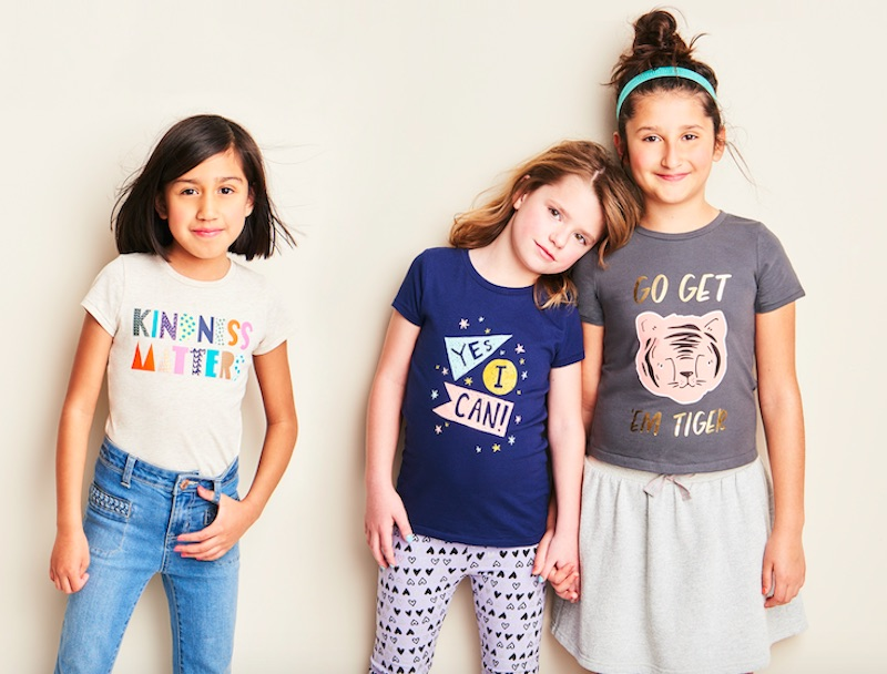4ef821b777957 Target's new children's clothing line Cat & Jack was designed by kids and  features organic styles