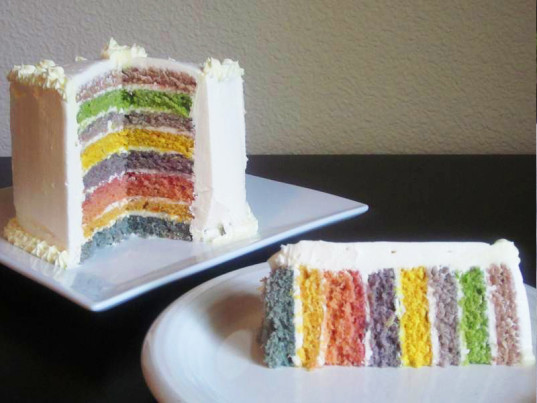 organic cake, green birthday, organic rainbow cake, rainbow cake, natural rainbow cake, tall rainbow cake, green kids, natural food coloring, fake food color, toxic food color, natural food dyes, natural food coloring, homemade food dye, homemade food color, diy rainbow cake, rainbow layer cake