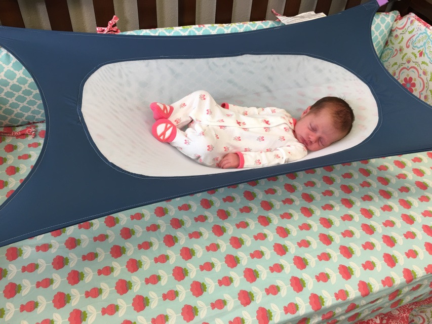 This Cozy Infant Hammock Aims To Reduce Environmental
