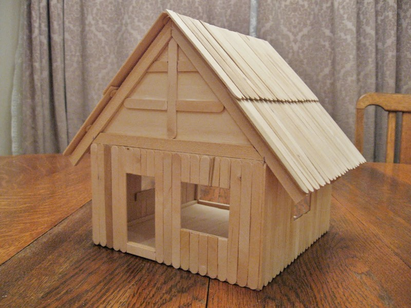 20 Diy Dollhouses That Are Eco Friendly Affordable And Super Easy For Any Parent To Make on Eco Friendly House Design