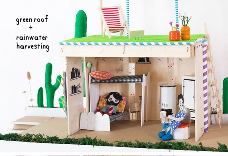 20 DIY dollhouses that are ecofriendly affordable and super easy