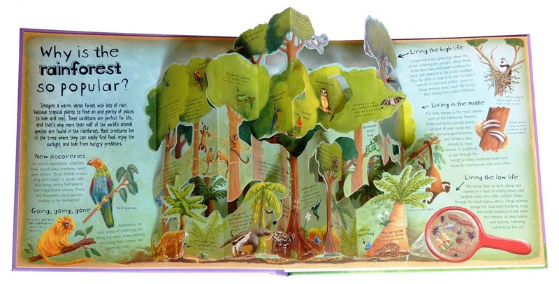 12 Amazing Pop Up Books That Will Teach Your Child About The World