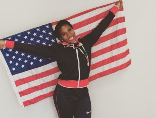Gwen Berry, Olympics, Olympic moms, motherhood
