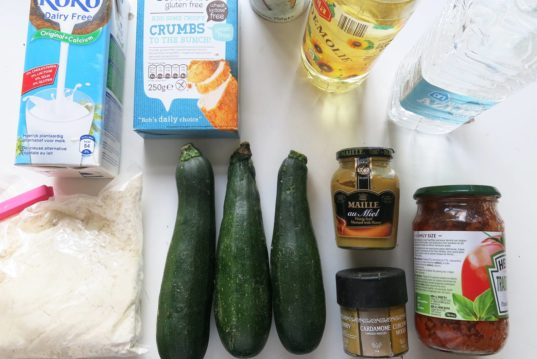 How to make, zucchinis chips, crispy zucchini chips, gluten-free breadcrumbs, homemade ketchup, healthy snack
