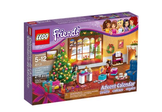 LEGO Friends, LEGO advent calendar, LEGO, kid friendly