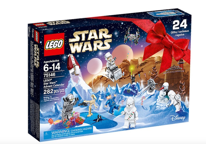 Lego advent calendars let kids build their way to christmas day lego advent calendars let kids build their way to christmas day inhabitots voltagebd Choice Image