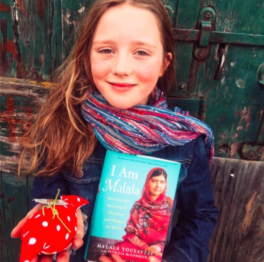 Lily Miller, Lily's Lovebirds, girls education, education