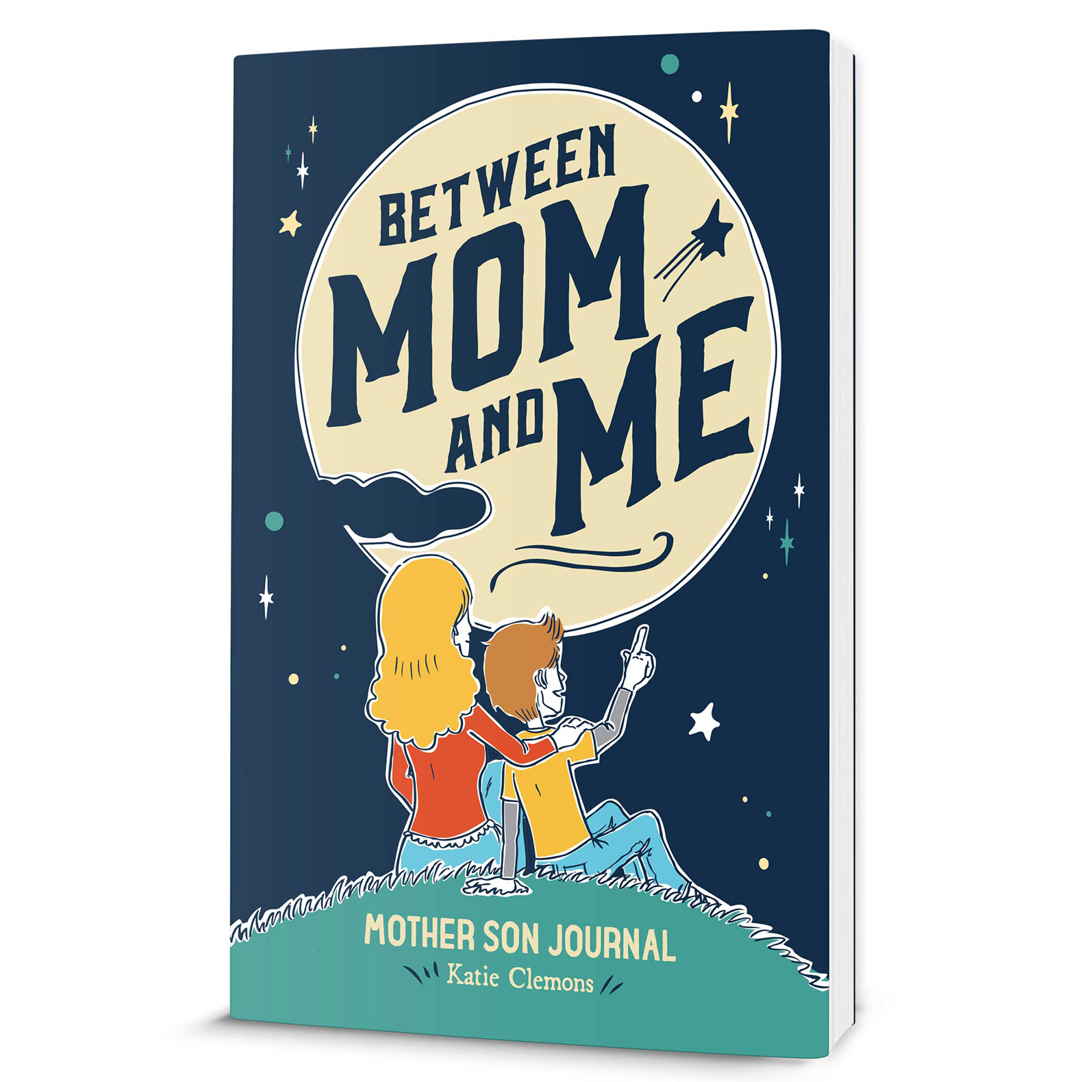love mom and me mother daughter journal
