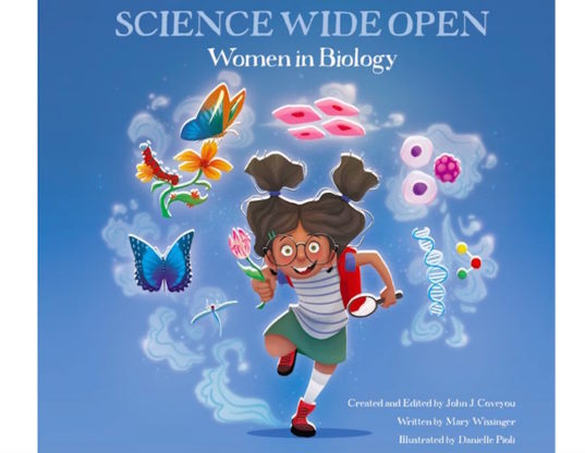 female scientists, science wide open, women in science, kickstarter,