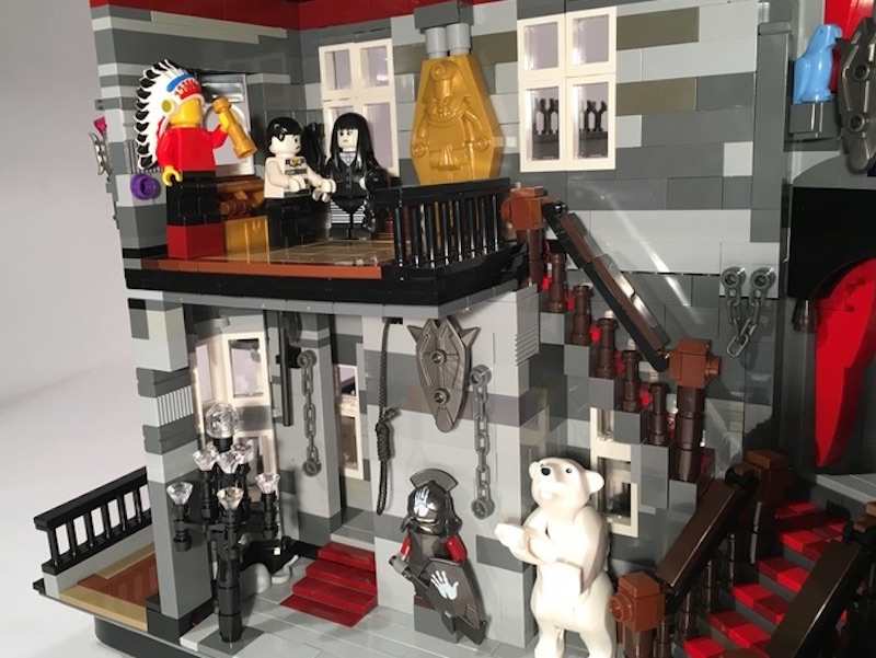here's hoping the proposed lego addams family mansion makes it to
