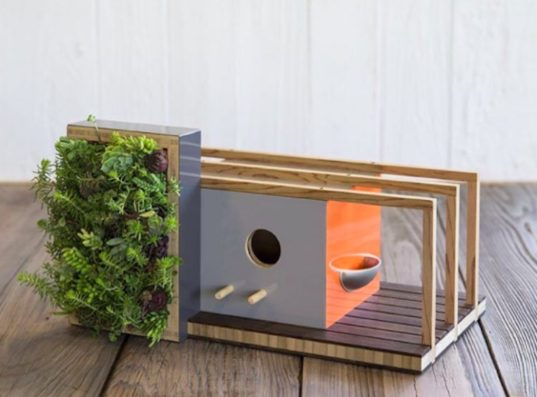 sourgrassbuilt, bird house, bird feeder, modern design