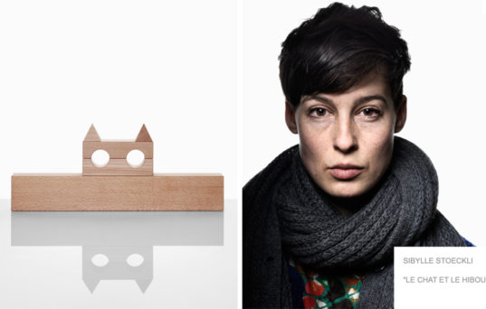 Christiane Nill, Lionel Henriod, Swiss Designers, wooden blocks, Let's Play, Eco design, sustainable design, design