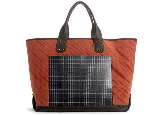 Solar Noon: Bags and Solar Shoulder Bags