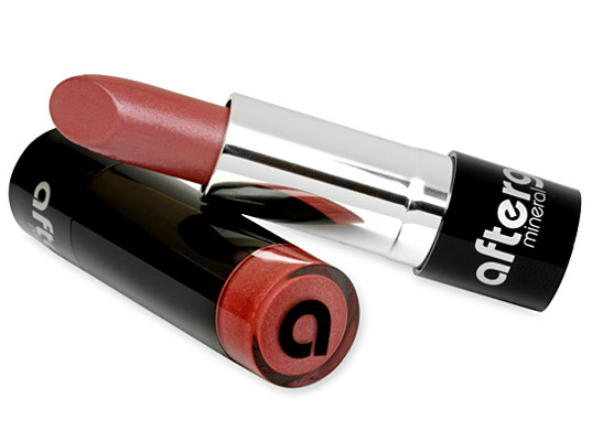 Afterglow Cosmetics Lipstick, eco-friendly cosmetics, eco-friendly lipstick, eco-friendly makeup