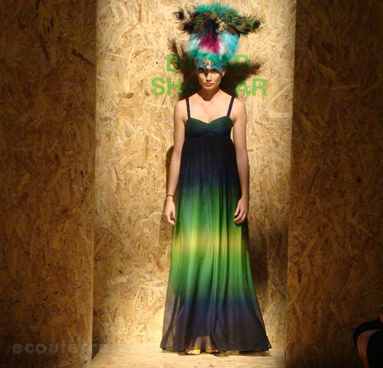 the greenshows, new york fashion week, sustainable design, sustainable style, green fashion, eco fashion, runway show