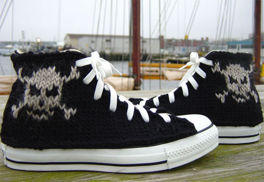 Crocheted Converses Shoe Repair Renew Top 5 Ways To Spruce Up Your