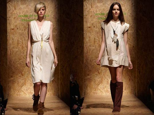 ekovaruhuset-mini-dresses, ekovaruhuset, green fashion, eco fashion, new york fashion week, the greenshows