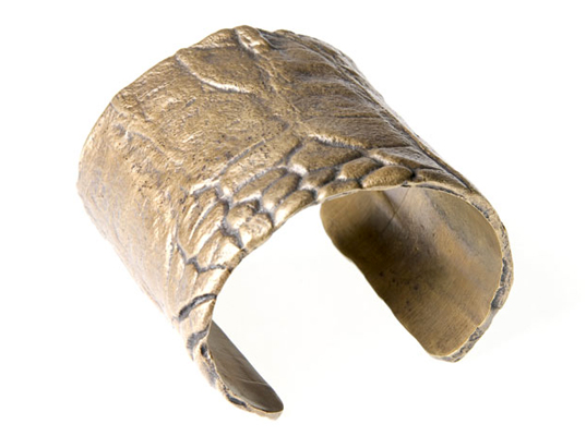 Alkemie Alligator Cuff