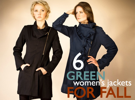 6 Eco-Friendly Women's Fall Jackets (And a Couple of Coats ...