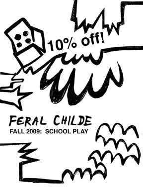 Feral Childe coupon