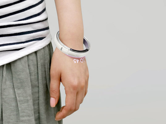 Dial by Jung Dae Hoon, wearable technology