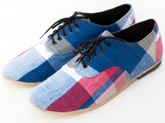 Kick Off the Winter Blues With Osborn's Traffic-Stopping Fair-Trade Footwear | Ecouterre