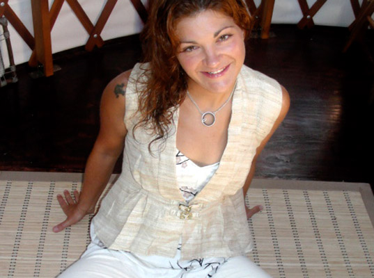 Starre Vartan, author of The Eco-Chick Guide to Life