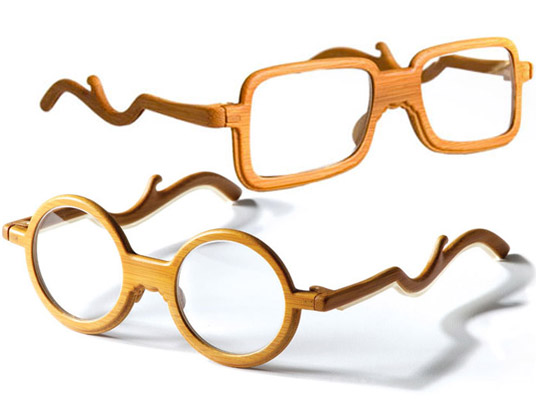 0ce1db66e2 Bamboo Spectacle Frames Inspired by Chinese Ming Dynasty Furniture ...