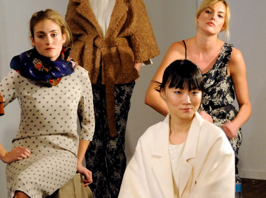 Standard Finery Fall/Winter 2010 Collection