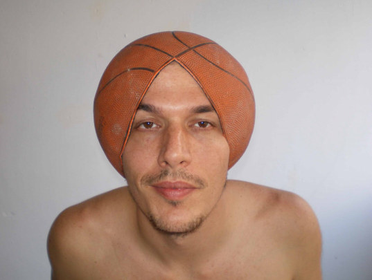 d1a8a6fcf7c Hats Made From Recycled Basketballs