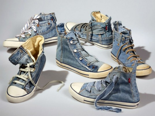 recycled denim, recycled jeans, eco-fashion, sustainable fashion, green fashion, sustainable style