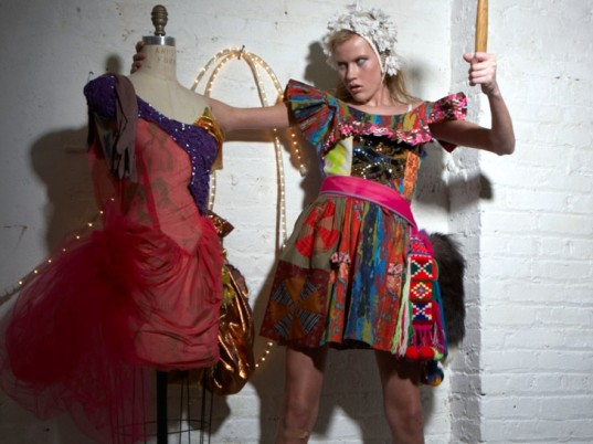 JoAnn Berman, Pre-Fall 2011, eco-fashion, sustainable fashion, green fashion, ethical fashion, sustainable style