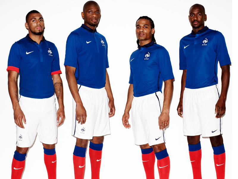 8e272e6c4de Nike's French Football Kit is Derived Entirely From Recycled Plastic ...