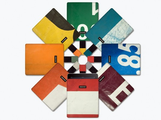 Freitag, eco-friendly iPad cases, eco-friendly iPad bags, sustainable iPad cases, sustainable iPad bags, recycled iPad cases, recycled iPad bags, eco-fashion, sustainable fashion, green fashion, ethical fashion, sustainable style, iPad