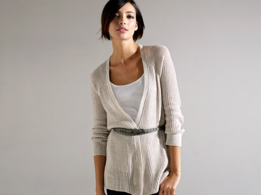 Eileen Fisher, Spring/Summer 2011, eco-fashion, sustainable fashion, green fashion, ethical fashion, sustainable style