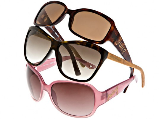 Juicy Couture, eco-friendly sunglasses, sustainable sunglasses, eco-friendly glasses, sustainable glasses, eco-friendly eyewear, sustainable eyewear, eco-fashion, sustainable fashion, green fashion, ethical fashion, sustainable style