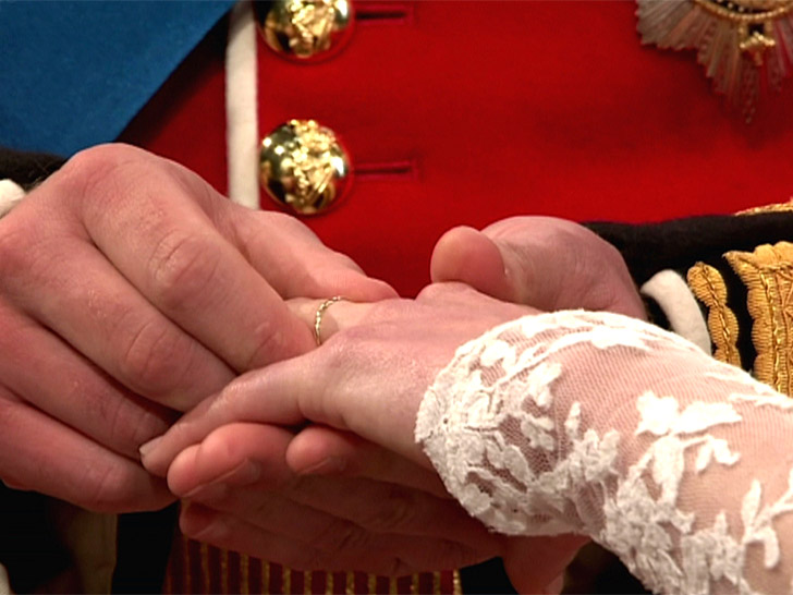 Kate Middletons Royal Wedding Ring Made From Repurposed Welsh Gold