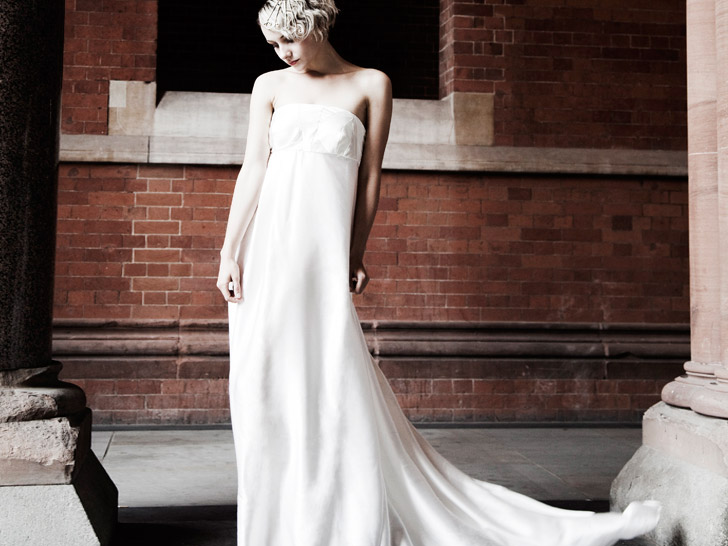 House of Tammam Debuts U.K.\'s Only Ethical Ready-to-Wear Bridal ...